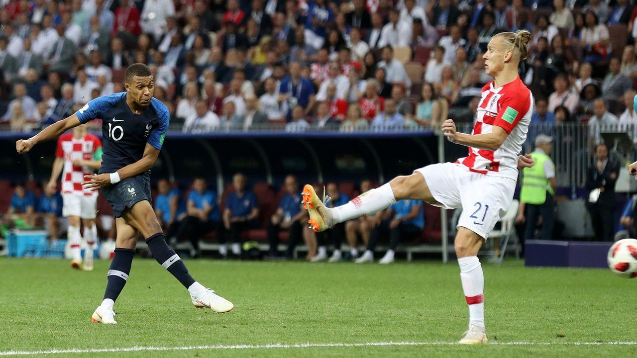 Einzelkritik Frankreich vs. Kroatien - Bildquelle: Getty Images