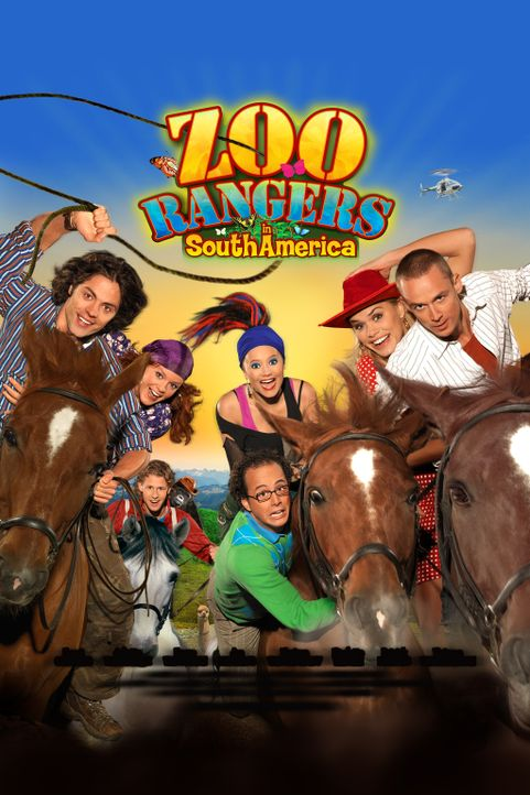Zoorangers in South-America