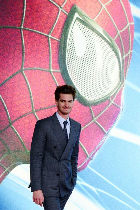 spiderman2-premiere-berlin-Andrew-Garfield-140415-1-AFP - Bildquelle: AFP
