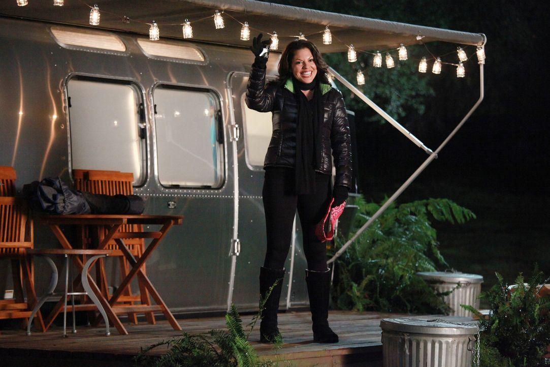 Es ist Valentinstag und Callie (Sara Ramirez) hat eine ganz besondere Überraschung für Arizona ... - Bildquelle: ABC Studios