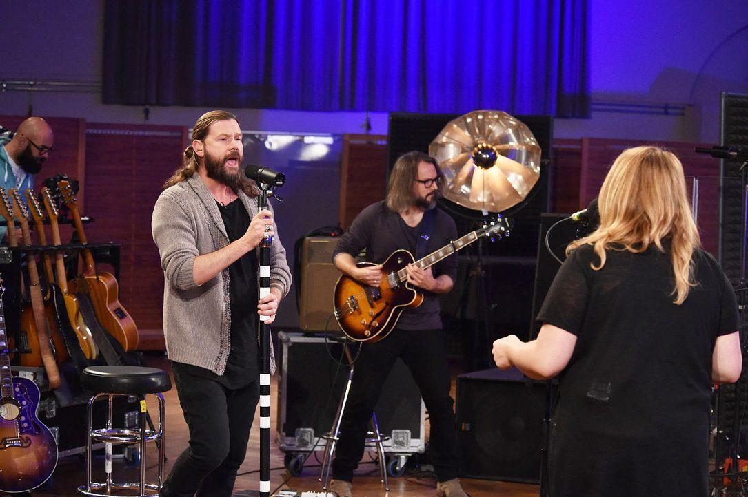 Mein-Song-Deine-Chance-18-Rea-Alina-ProSieben-Andre-Kowalski - Bildquelle: ProSieben/André Kowalski