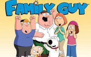 Family Guy - Wallpaper - Version 1