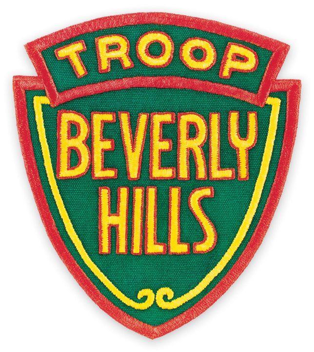 Die Wilde von Beverly Hills - Logo - Bildquelle: Columbia Pictures