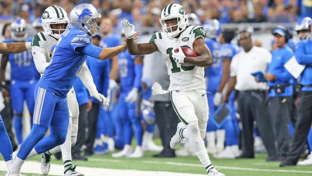 Special Team und Kicker: New York Jets (18 Punkte) - Bildquelle: imago/Icon SMI