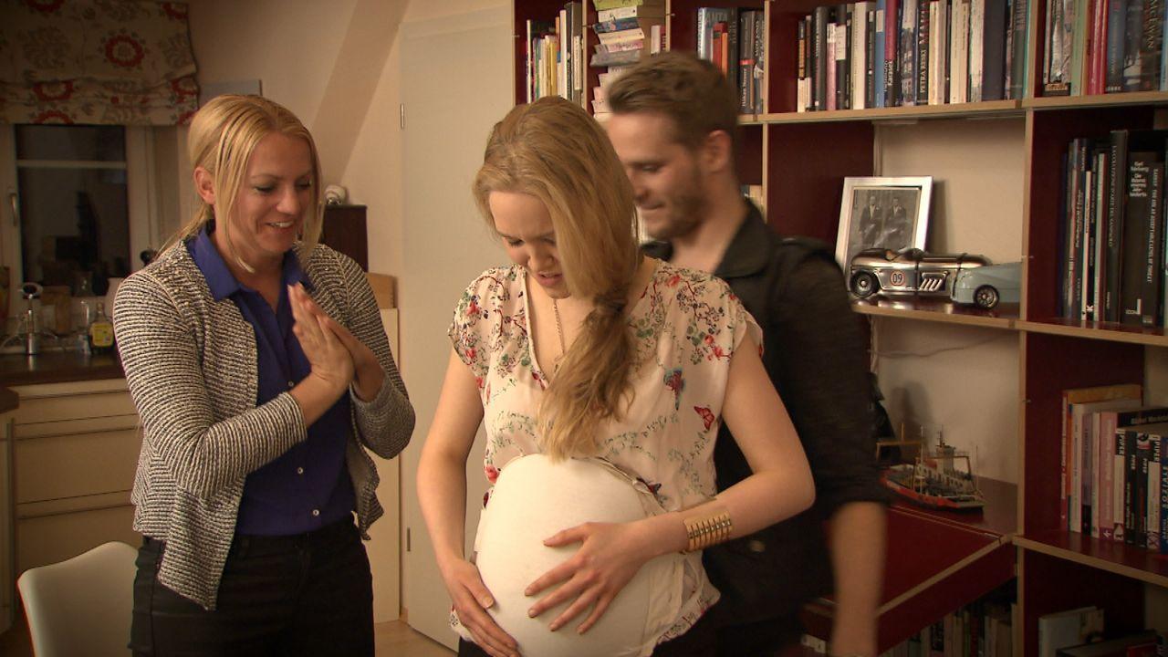 Kein-bisschen-schwanger-Bild1 - Bildquelle: SAT.1