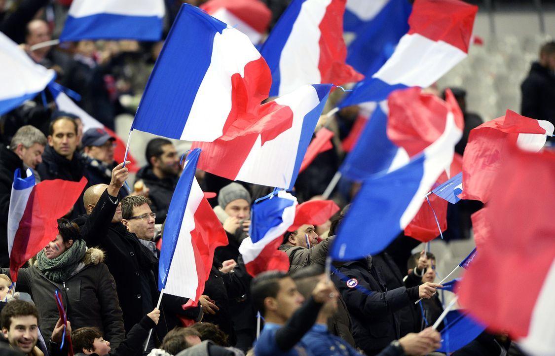 Frankreichs Fußball-Fans 2 - Bildquelle: AFP
