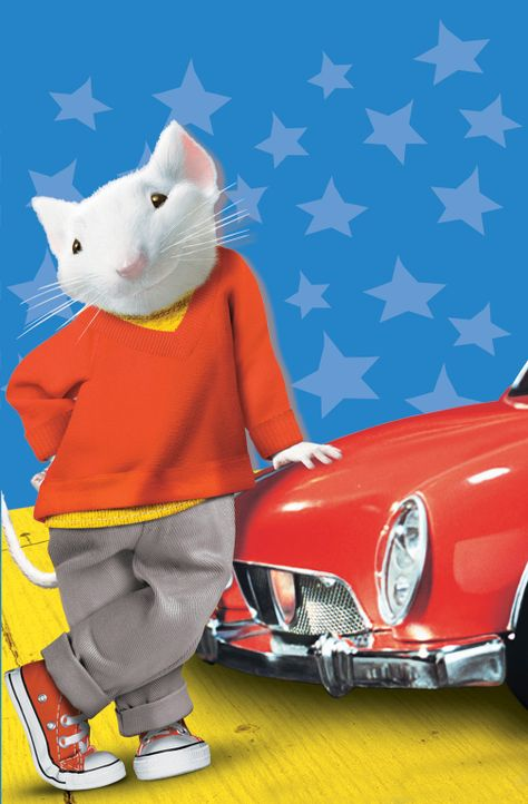 Stuart Little - Artwork - Bildquelle: Columbia TriStar Film