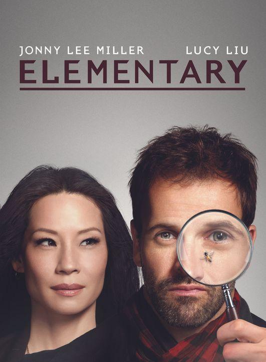 (3. Staffel) - Ein eigensinniges Ermittlerteam in New York: Sherlock Holmes (Jonny Lee Miller, r.) und Joan Watson (Lucy Liu, l.) ... - Bildquelle: CBS Television