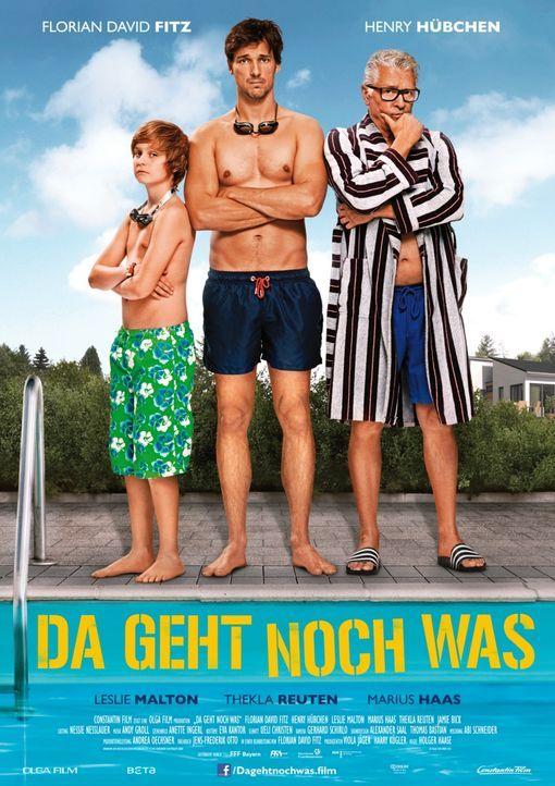 DA GEHT NOCH WAS - Plakatmotiv - Bildquelle: 2013 Constantin Film Verleih GmbH.