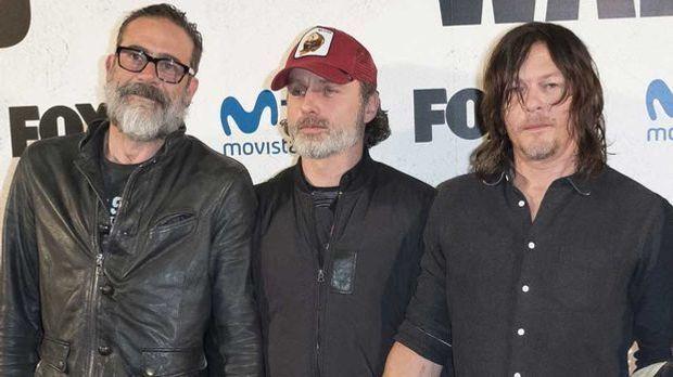 The Walking Dead: Urteil nach Unfall-Tod von Stuntman
