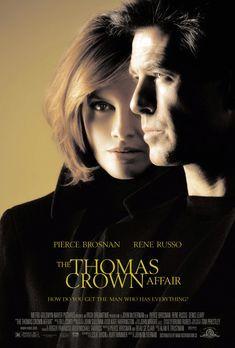 Die Thomas Crown Affäre - Kunstdieb Thomas Crown (Pierce Brosnan, r.) stiehlt...