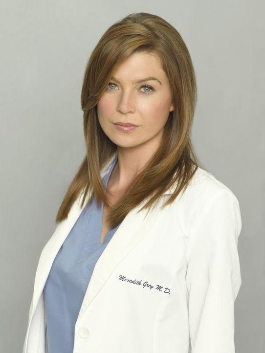 (5. Staffel) - Eine ausgezeichnete Ärztin, die mit manchen beruflichen und privaten Problemen zu kämpfen hat: Dr. Meredith Grey (Ellen Pompeo) ... - Bildquelle: Touchstone Television