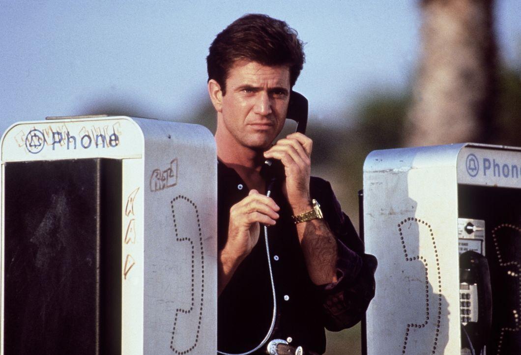 Der Großdealer Dale McKussic (Mel Gibson) gerät in eine hinterlistige Falle der Bundes-Drogenpolizei ... - Bildquelle: Warner Bros.
