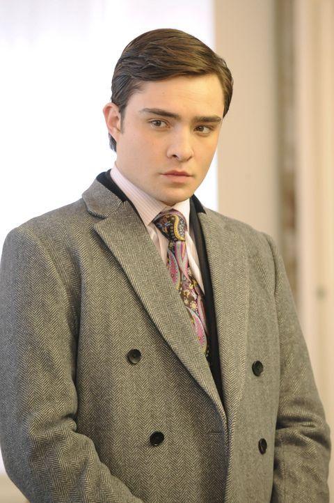 Ist entsetzt, als er feststellen muss, dass Elle ihn nur ausgenutzt hat: Chuck (Ed Westwick) ... - Bildquelle: Warner Brothers