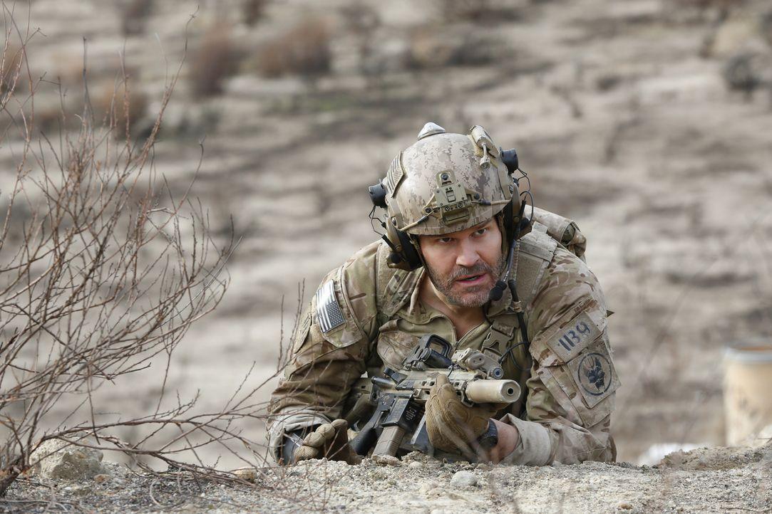 Jason Hayes (David Boreanaz) - Bildquelle: Cliff Lipson Cliff Lipson/CBS   2018 CBS Broadcasting, Inc. All Rights Reserved