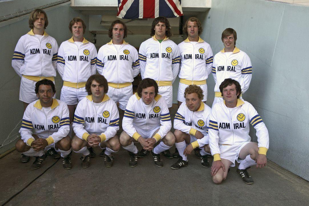 Jahr für Jahr gewann das Team des Leeds United unter ihrem Trainer Don Revie so gut wie jedes Spiel. Kommt mit dem Trainerwechsel auch ein Umschwung? - Bildquelle: Sony Pictures Television Inc. All Rights Reserved.