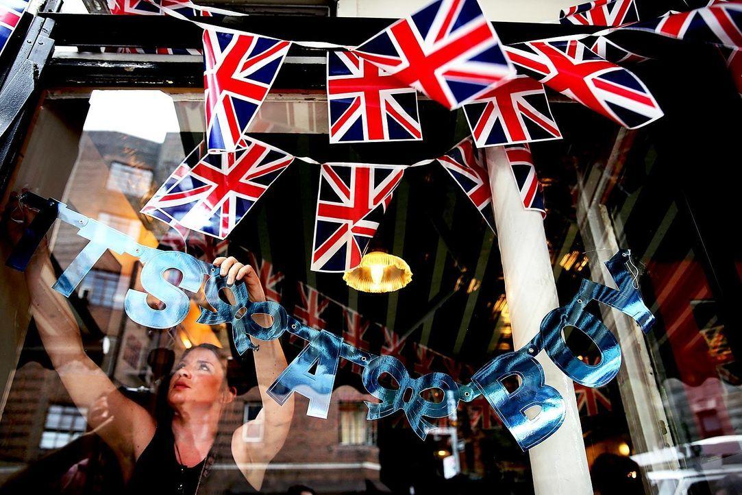 England-im-Babyglueck-130722-01-AFP.jpg 1700 x 1133 - Bildquelle: AFP