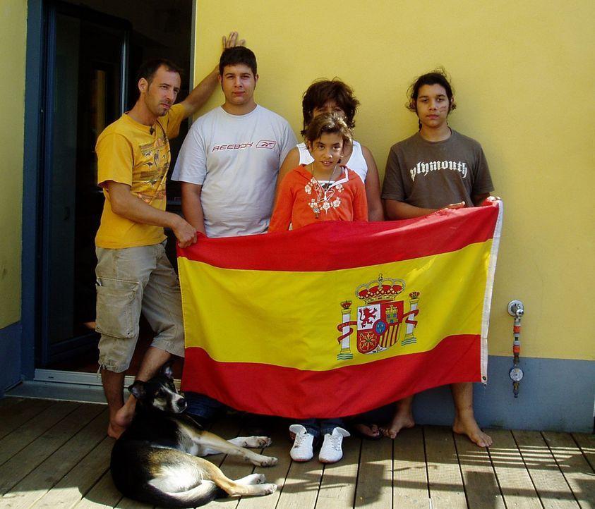 Familie Weiß aus Buchholz bei Bonn hat einen Traum. Den Traum von einem unbeschwerten Leben in angenehmer Wärme an der spanischen Costa Blanca. - Bildquelle: ProSieben