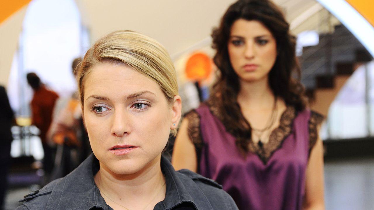 Anna-und-die-Liebe-Folge-585-02-SAT1-Oliver-Ziebe - Bildquelle: SAT.1/Oliver Ziebe