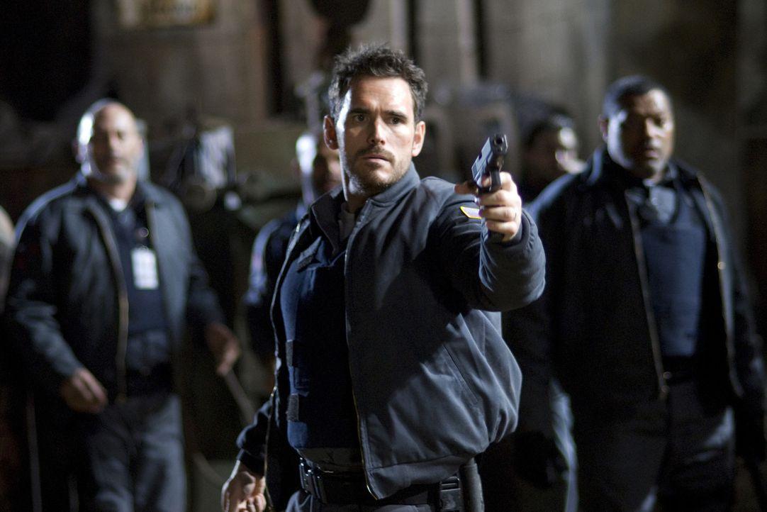 Für 42 Millionen Dollar würde Cochrane (Matt Dillon) jeden ermorden - auch seinen Patensohn ... - Bildquelle: Lacey Terrell 2009 Screen Gems, Inc. All Rights Reserved.