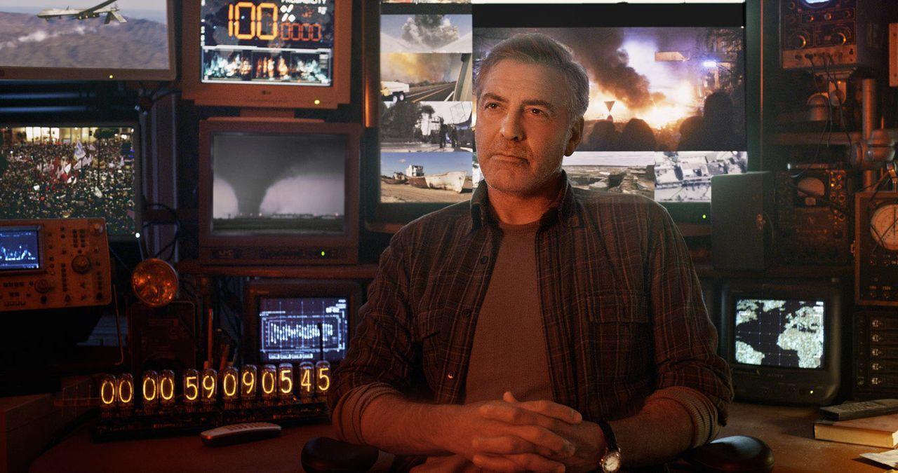 George-Clooney-A-World-Beyond-Tomorrowland-Disney-Enterprises - Bildquelle: Disney Enterprises, Inc