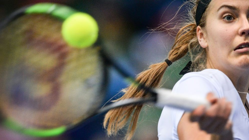 Antonia Lottner gewann bereits sieben ITF-Turniere - Bildquelle: AFPSIDMAXIM MALINOVSKY