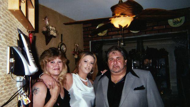 Eigentlich hatte Tabitha (M.) immer ein gutes Verhältnis zu ihrem Vater Richa...