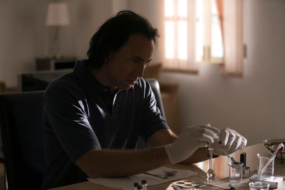 Der Tod ist ein einsames Geschäft: Profikiller Joe (Nicolas Cage) ... - Bildquelle: Constantin Film