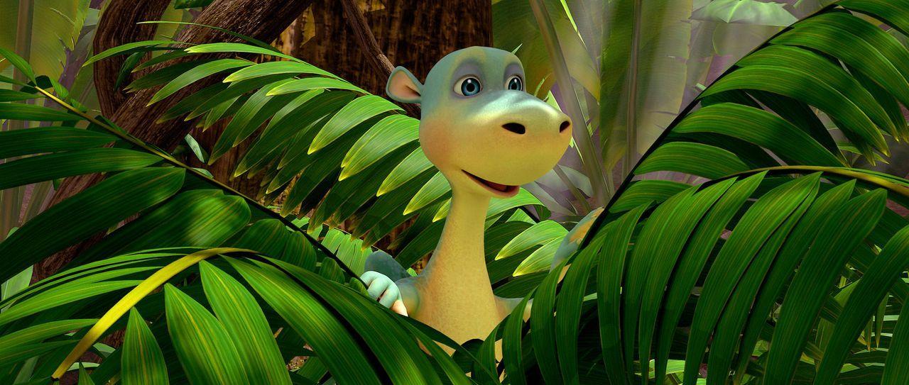 Viele aufregende Abenteuer warten auf Urmel und seine Freunde! - Bildquelle: Constantin Film