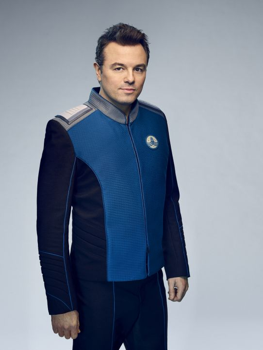 (1. Staffel) - Als Captain der USS Orville soll Ed Mercer (Seth MacFarlane) die unendlichen Weiten des Weltraums erforschen, doch die Hoffnung, so s... - Bildquelle: 2017 Fox and its related entities.  All rights reserved.