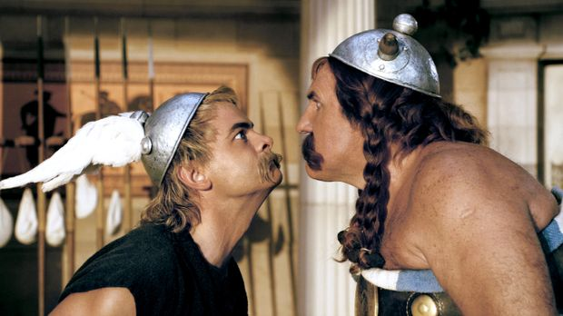 Asterix bei den Olympischen Spielen - Schau mir in die Augen, Kleines: Asteri...