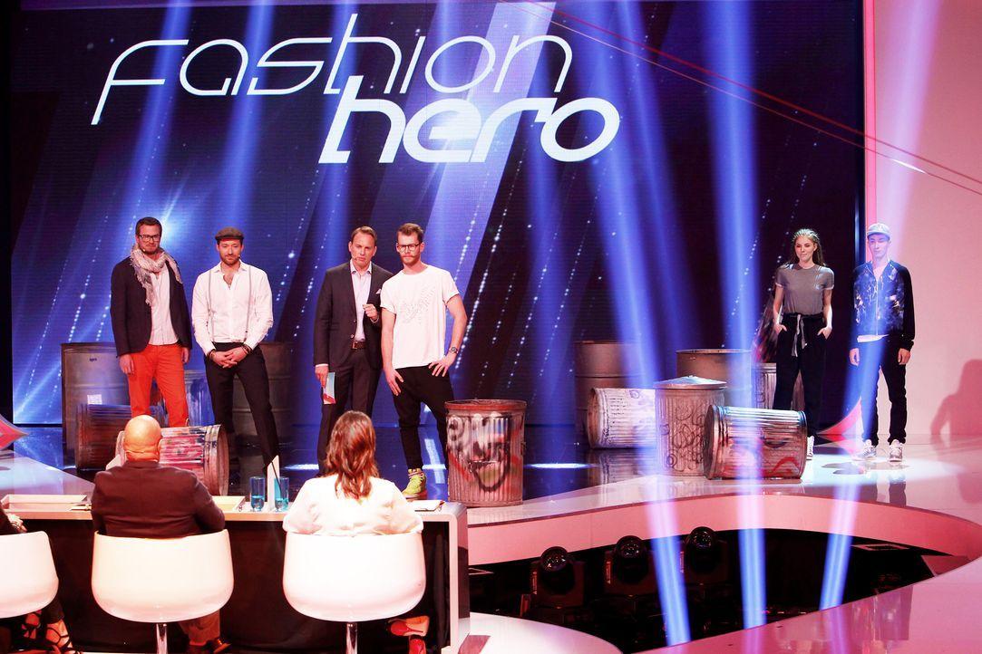Fashion-Hero-Epi01-Show-54-ProSieben-Richard-Huebner - Bildquelle: ProSieben / Richard Huebner