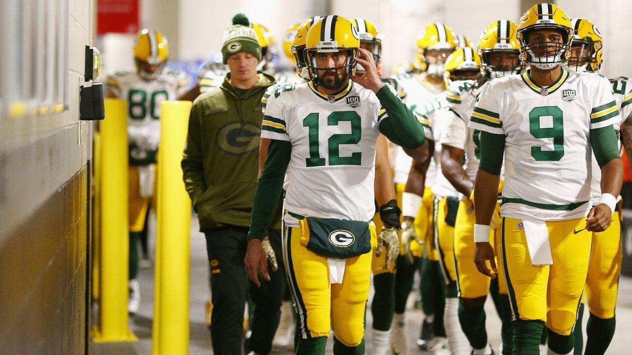 VERLIERER: Green Bay Packers - Bildquelle: 2018 Getty Images