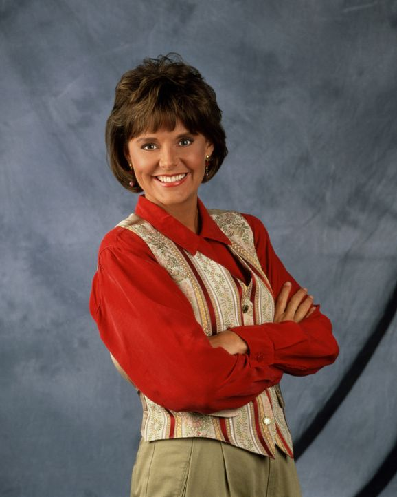(7. Staffel) - Marcy (Amanda Bearse) ist Pegs beste Freundin. Sie sieht sich selber deutlich über dem Level der Bundys, sinkt aber durch ihre Aktion... - Bildquelle: Sony Pictures Television International. All Rights Reserved.