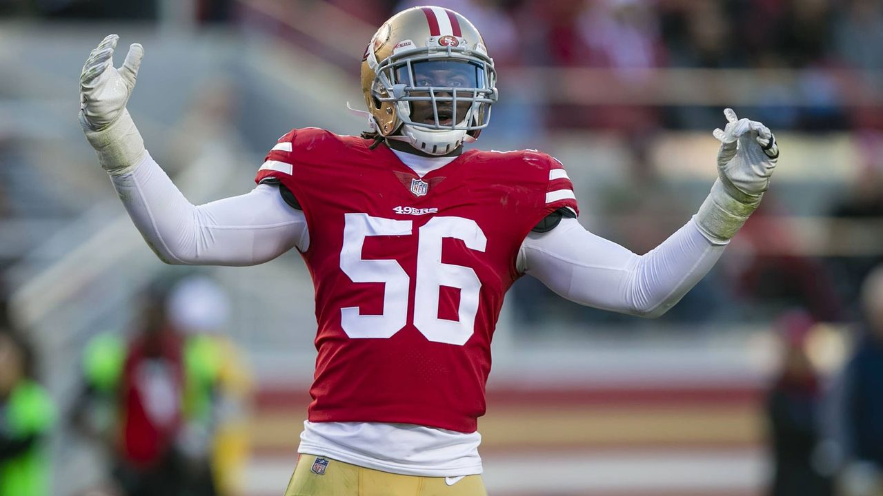Reuben Foster (San Francisco 49ers) - Bildquelle: imago/ZUMA Press