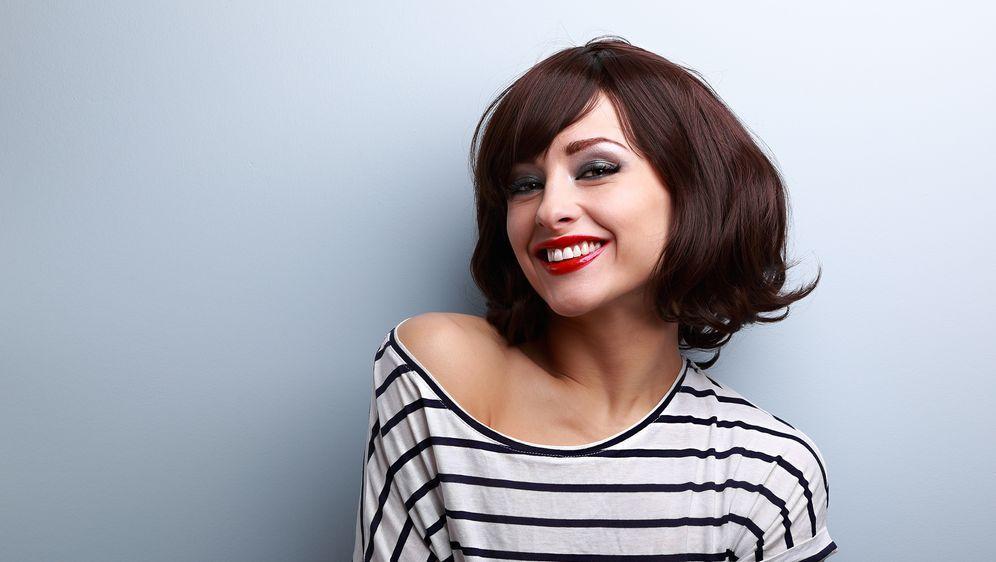 Frisuren Für Runde Gesichter Trendige Tipps Sat1 Ratgeber