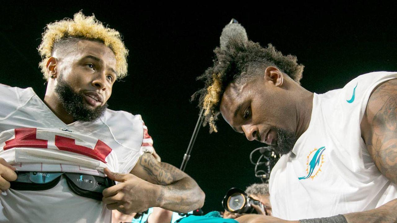 Holen die Browns Beckham Jr.? - Bildquelle: imago/ZUMA Press