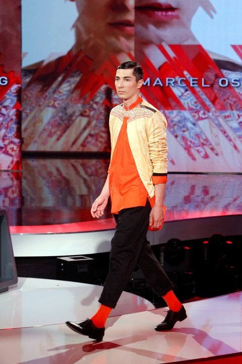 Fashion-Hero-Epi05-Show-07-ProSieben-Richard-Huebner - Bildquelle: Richard Huebner