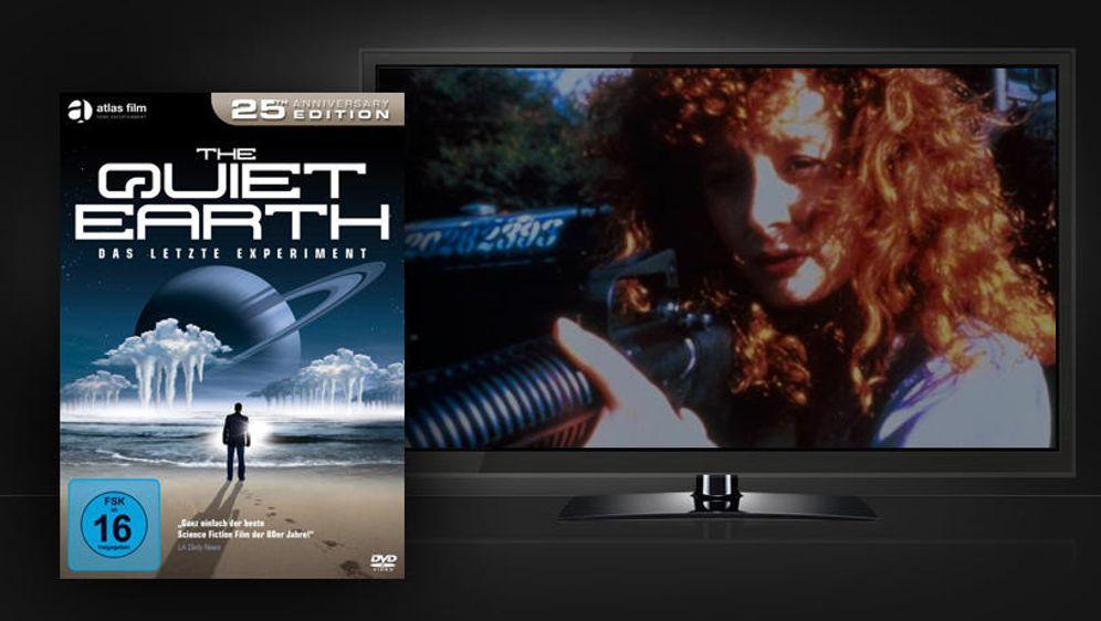 quiet-earth-dvd-Koch-Media 820 x 461 - Bildquelle: Koch Media
