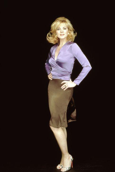 (4. Staffel) - Samantha Jones (Kim Cattrall) ist Inhaberin einer hochgeschätzten PR-Agentur. Ihr Lebensmotto lautet: Ich brauche keinen Mann - und w... - Bildquelle: Paramount Pictures