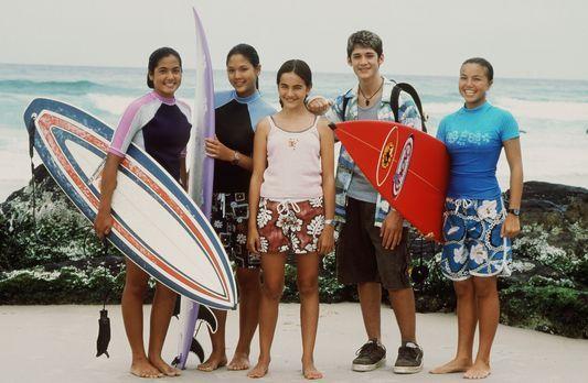 Surfer Girls - Bereits nach kurzer Zeit gelingt es Sydney (Camilla Belle, 3.v...