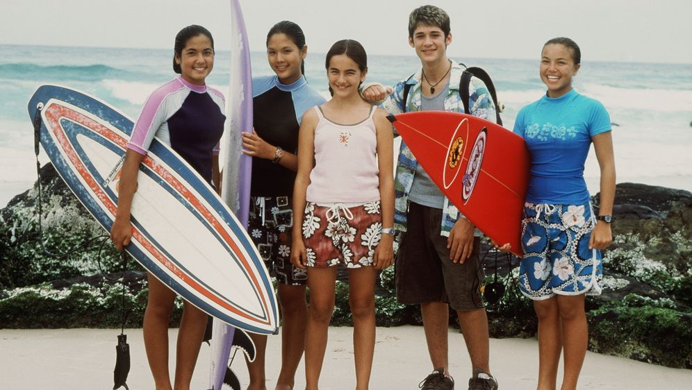 Surfer Girls - Bildquelle: WALT DISNEY COMPANY