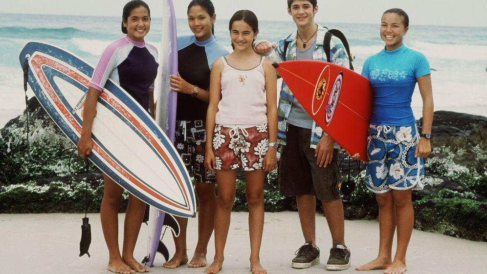 Surfer Girls - Bildquelle: WALT DISNEY COMPANY
