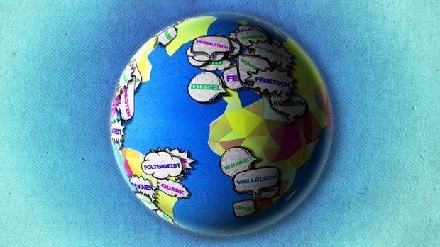 Deutsche Wörter weltweit