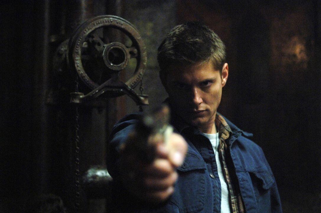 Als der Formwandler das Aussehen von Dean (Jensen Ackles) annimmt, kommt es zu einer unvorhersehbaren Wendung ... - Bildquelle: Warner Bros. Television