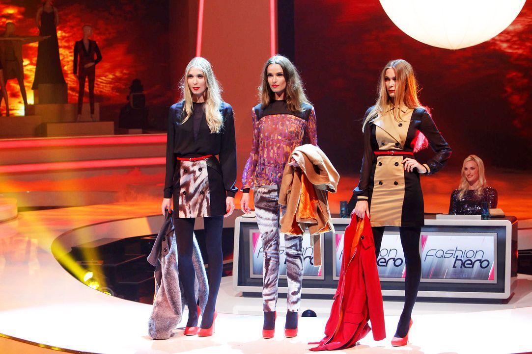 Fashion-Hero-Epi08-Gewinneroutfits-07-Richard-Huebner - Bildquelle: Richard Huebner