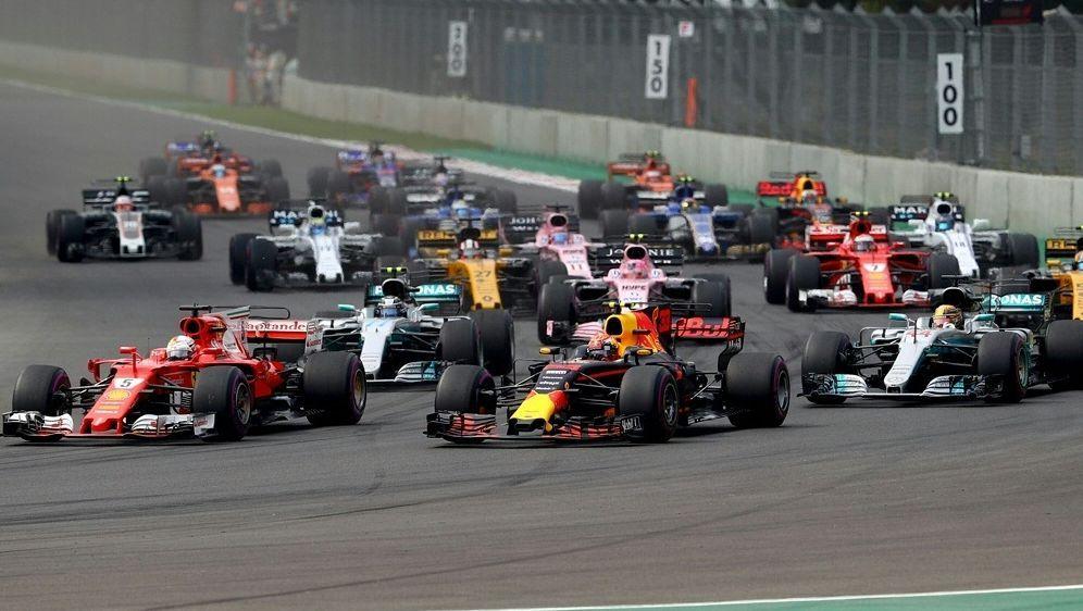 2018 gibt es wieder ein Rennen in Deutschland - Bildquelle: AFPGETTY SIDCLIVE ROSE