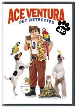 Ace Ventura 3 - Der Tier-Detektiv - ACE VENTURA 3 - Plakatmotiv