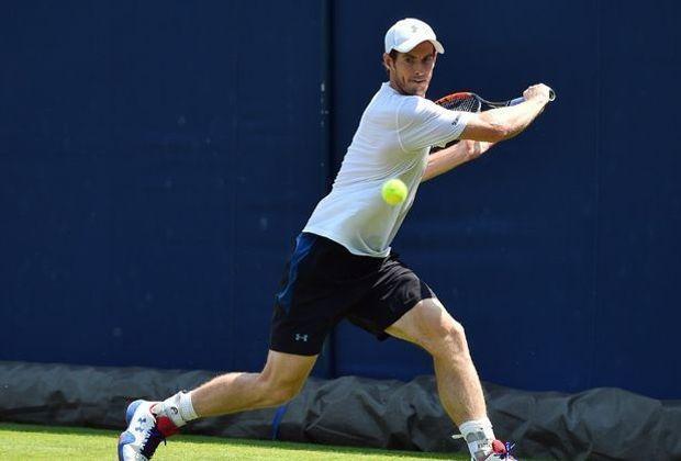 Will sein Londoner Preisgeld spenden: Andy Murray