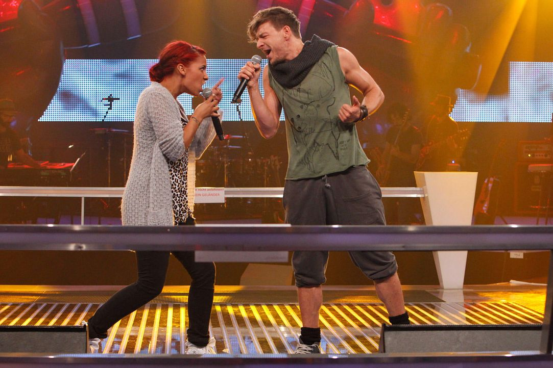 battle-luca-vs-jenna-15-the-voice-of-germany-huebnerjpg 1700 x 1133 - Bildquelle: SAT1/ProSieben/Richard Hübner